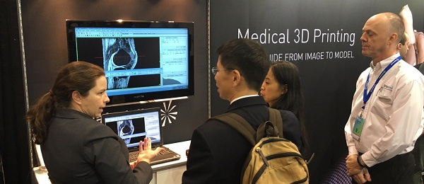 Radiologists Unite at RSNA to Explore the Next Imaging Modality – 3D Printing