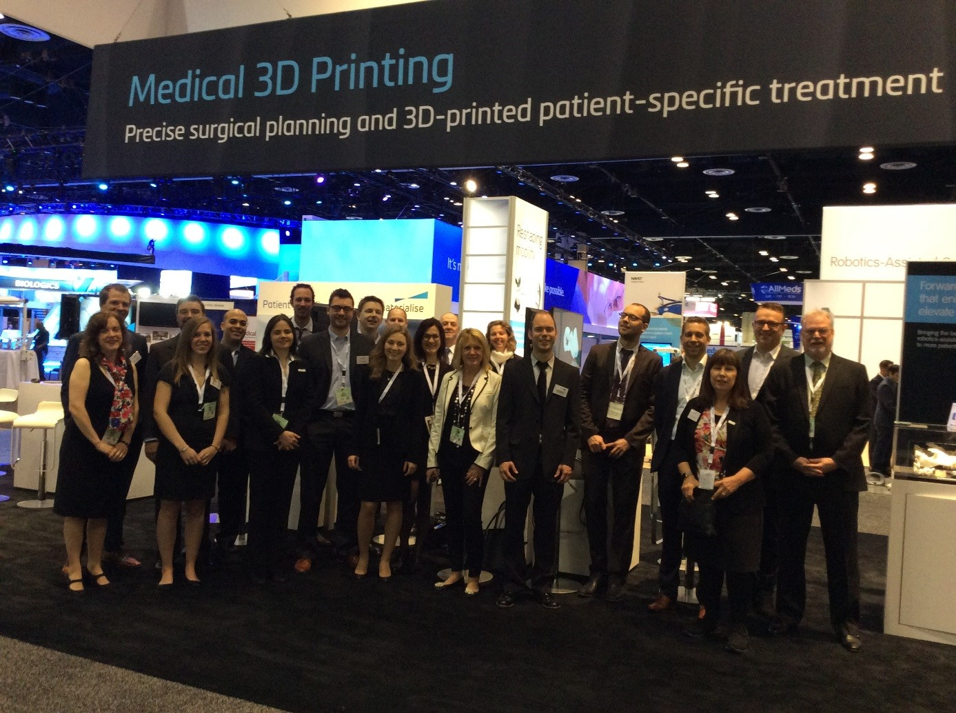 The 3D Revolution of the Medical World: A Review of This Year's Biggest Orthopaedic Event