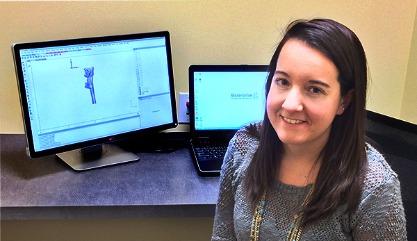 Meet Kelly Swartzmiller: Clinical Engineer at Materialise USA