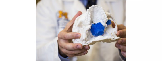Removing a Rare Sinus Tumor: Medical 3D Printing at C.S. Mott Children's Hospital