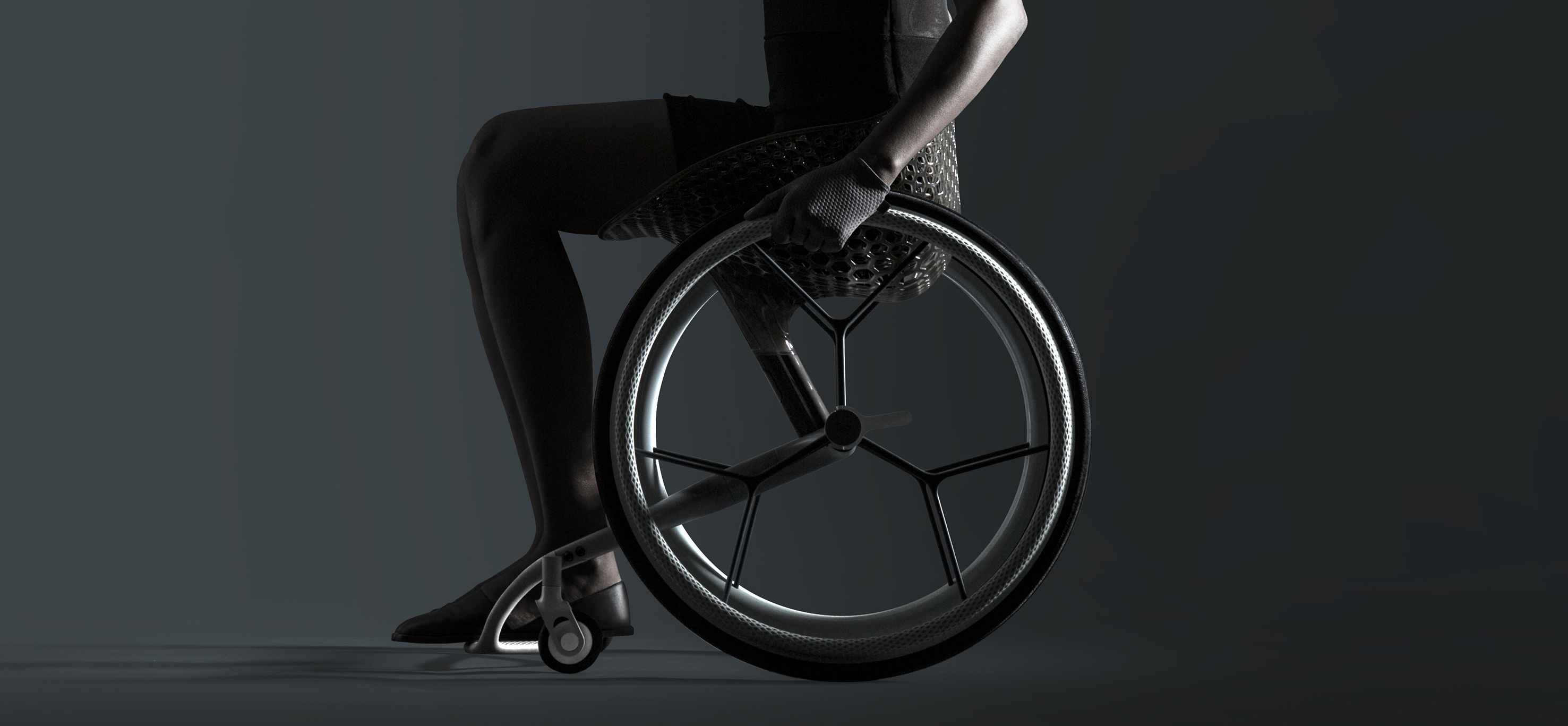The GO Wheelchair: A Bespoke Solution for Wheelchair Users