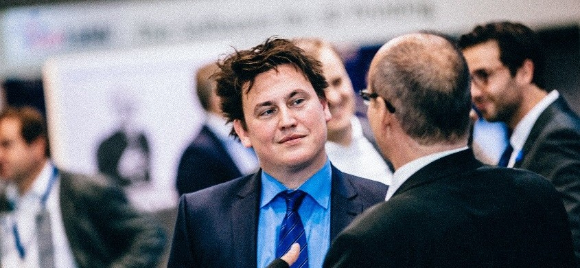 """Playtime Is Over, Take Full Control of 3D Printing"" – Meet Stefaan Motte at Formnext"