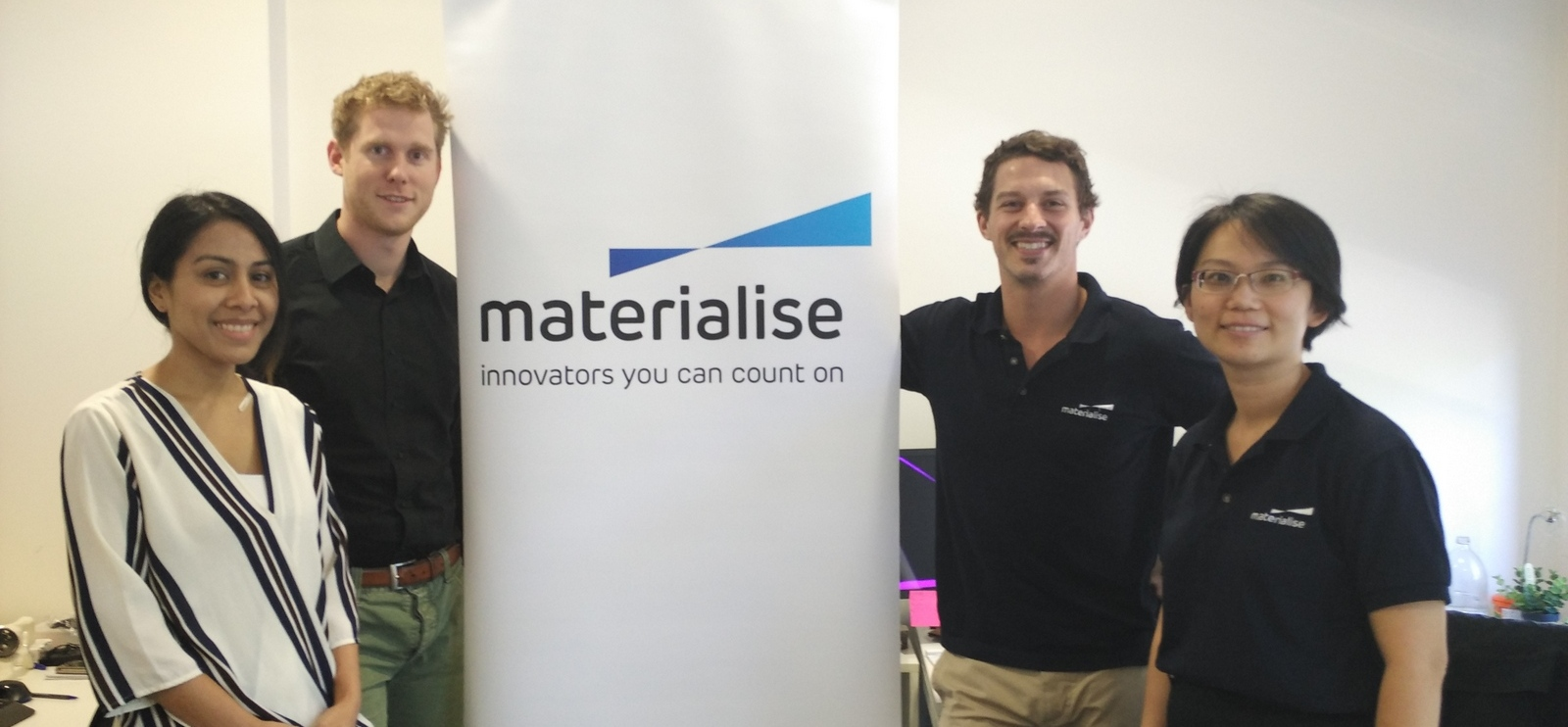 G'Day Australia: Materialise Opens New Office in Sydney